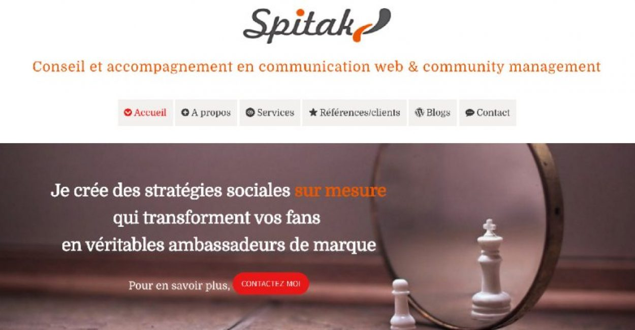 Site web de Spitak